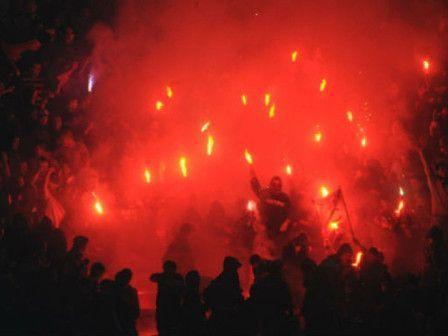 На Украине футбольным хулиганам будут запрещать вход на матчи