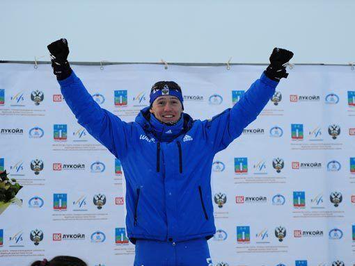 Крюков выиграл серебро в Куусамо