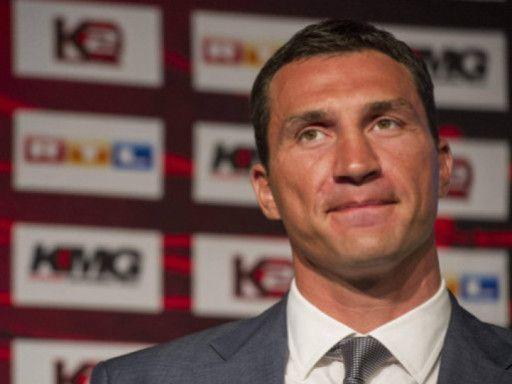 Владимир Кличко поднялся на 4-е место в списке лучших боксеров мира