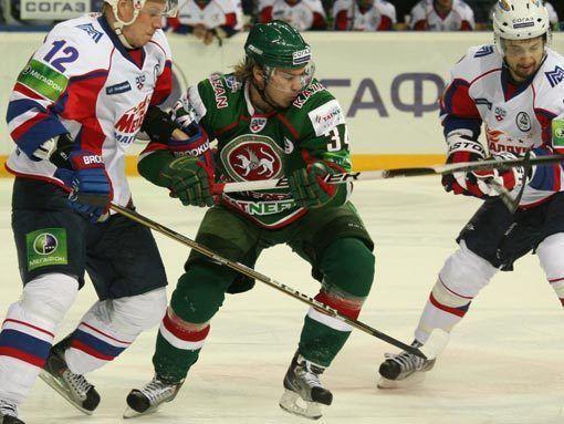 Закрыто дело об изнасиловании против бывшего хоккеиста «Ак Барса»