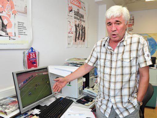 Евгений Ловчев: Объясните мне - какой смысл до Евро-2012 продлевать контракт с Адвокатом?