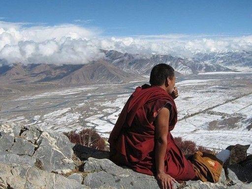 Гимнастика тибетских монахов