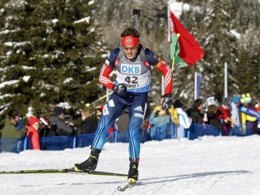 Норвежцы выиграли эстафету в Антхольце, россияне стали пятыми