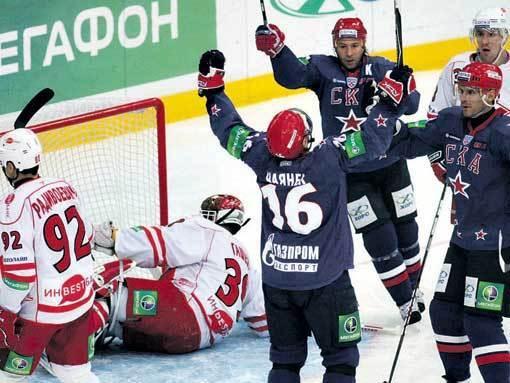 Ждем «ураган» из Каролины. Корреспондент «Советского спорта» оценил готовность Питера к визиту клуба НХЛ