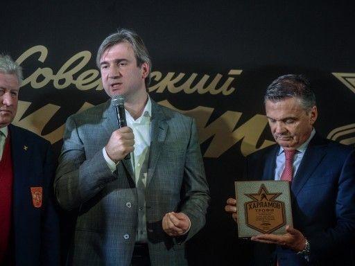 Александр Харламов: Уверен, что вновь станем лидерами на мировой арене