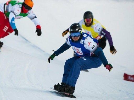 «Не люблю быть фаворитом». Дружба, молитвы и мечты лучшего сноубордиста мира