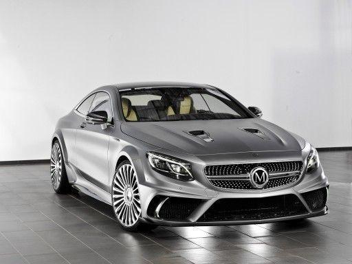 Mercedes-Benz S63 AMG получил под капот 1000 л.с.