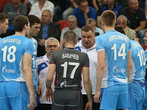 Владимир Алекно: Некоторые игроки слишком долго задержались в команде