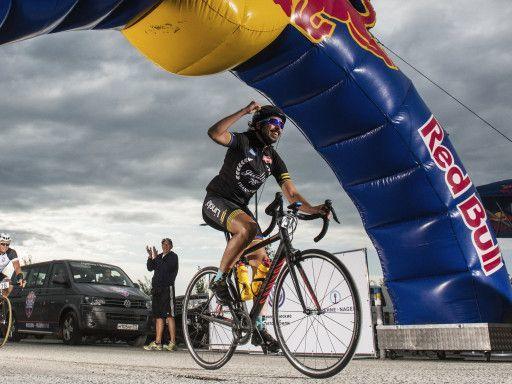 Volkswagen - партнер велогонки Red Bull Trans-Siberian Extreme