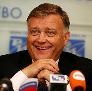 Якунин, Керимов и Авен избраны в Исполком РФС