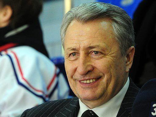 Яшкин-старший стал генеральным менеджером «Слована»