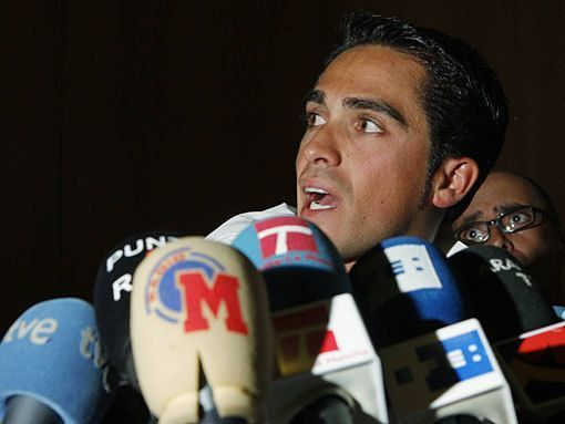 Альберто Контадор: Я открыт, честен и готов идти на сотрудничество