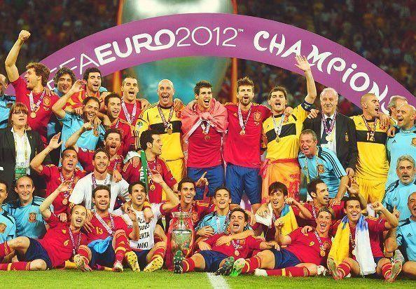 Рассказ про испанский футбол