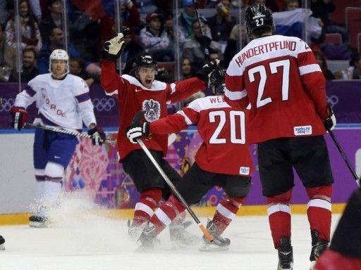 Хоккеисты сборной Австрии извинились за пьянство перед матчем со Словенией