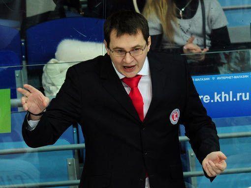 Назаров больше не будет работать в сборной России