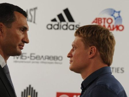 Владимир Кличко: Следующий бой проведу в феврале или марте