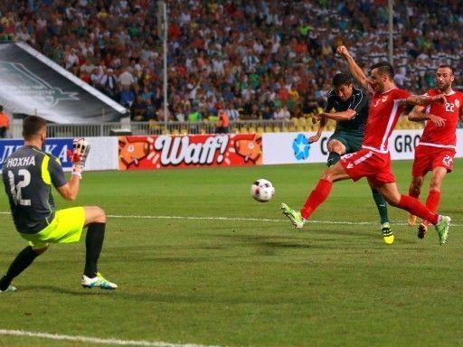 «Краснодар» сыграл вничью с «Партизани» и вышел в групповой этап Лиги Европы