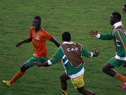 Замбия по пенальти обыграла Кот-д\'Ивуар и впервые стала победителем Кубка африканских наций