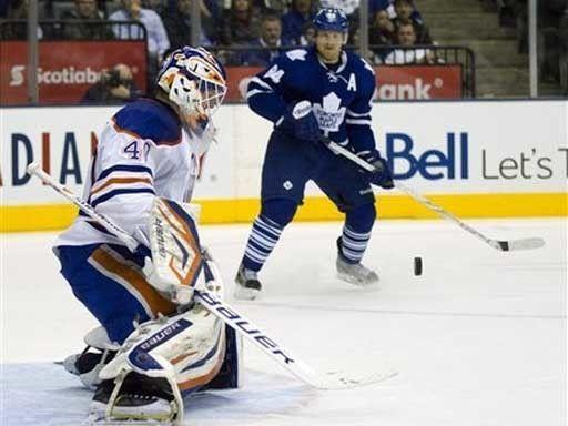 НХЛ. Грабовский помог «Торонто» одолеть «Эдмонтон», передача Дацюка не спасла «Детройт» от поражения в Финиксе