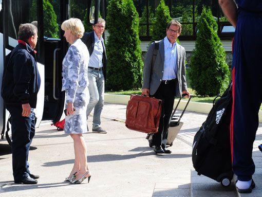 Правила хорошего дона. Сборная России начала первый сбор под руководством нового главного тренера  Фабио Капелло