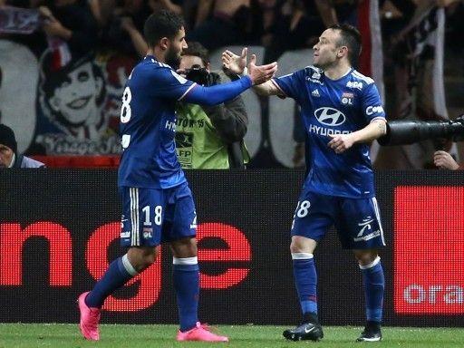 «Монако» дома проиграл «Лиону», пропустив три мяча