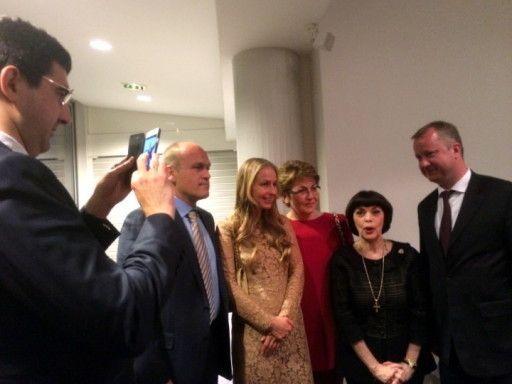Президент РШФ Филатов награжден медалью ЮНЕСКО