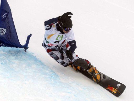 Андрей Соболев – чемпион мира по сноуборду