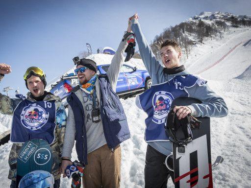 «Вечеринка будет дикой». Правила жизни сноубордиста в постолимпийском Сочи