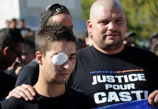 Фанаты против полиции, молодые игроки против спортивного режима и другие события 9-го тура чемпионата Франции