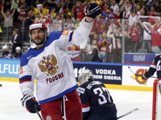 Александр Овечкин: По себе знаю – когда Бобровский видит шайбу, забить ему невозможно