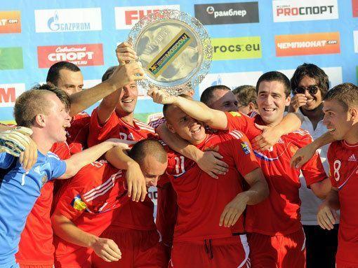 Россия – чемпион Европы! Наша сборная во второй раз в истории стала лучшей командой старого света