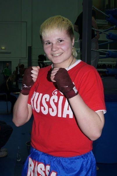 Чемпионка России по кикбоксингу Екатерина Сарайкина: Хочу вырастить чемпиона