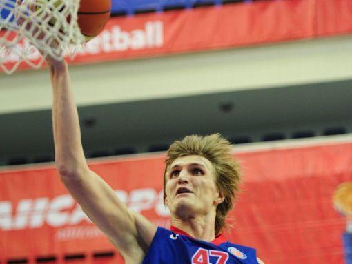 Кириленко стал MVP второго четвертьфинала