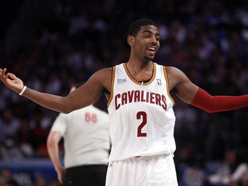 НБА. Ирвинг будет назван лучшим новичком сезона