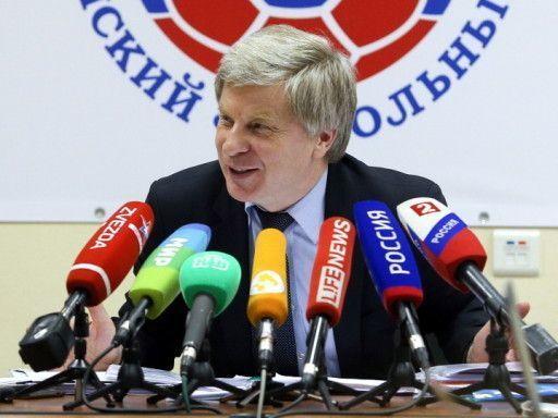 «Отставка президента РФС? Нет такого вопроса»