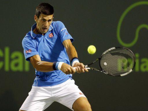 Джокович вышел в третий круг турнира ATP в Майами