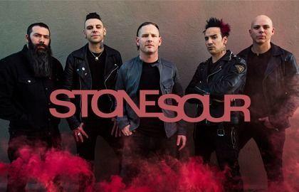 В Петербурге состоится концерт Stone Sour