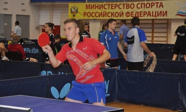 Первый приз достался теннисистам РГУФК