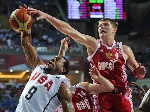 Андрей Воронцевич: Половина сборной России могла бы играть в НБА