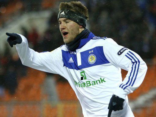 Андрей Ярмоленко: В домашнем матче с «Порту» другого настроя, кроме как на победу, у нас нет
