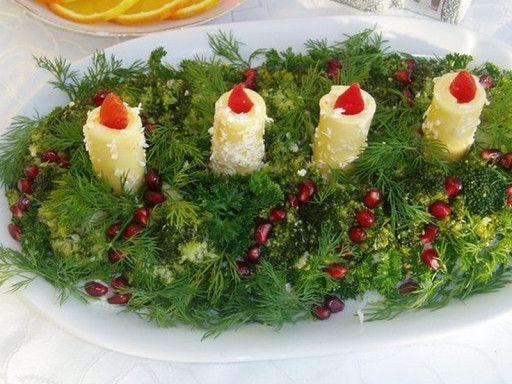 Тест: новогодние салаты или ЗОЖ?