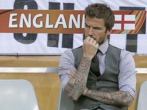 Дэвид Бекхэм: Сделаю все, чтобы вернуться в сборную Англии
