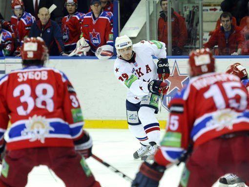 Нижегородское «Торпедо» обыграло СКА на турнире памяти Беляева