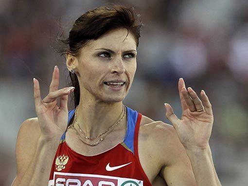 Международный турнир по легкой атлетике. Антонина Кривошапка - первая в забеге на 400 м