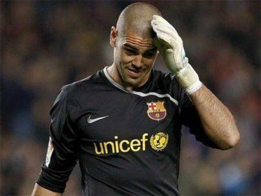 Вальдес объявил об уходе из «Барселоны»