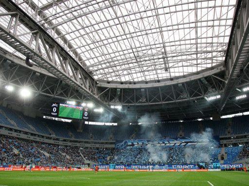 Акция в Питере: открываешь стадион – судья в подарок. Реакция твиттера