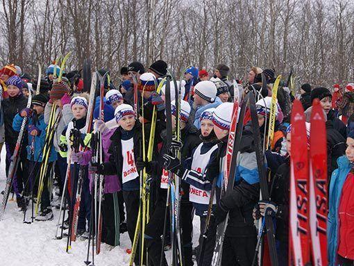 Этих малышей и Карлсон не догонит. В поселке Вожега прошли детские лыжные соревнования «Кубок малыша»