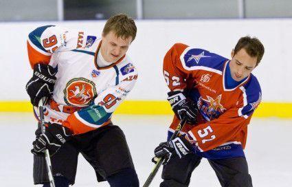 Широков, Кержаков, Сычев... Кто в РФПЛ круче всех играет в хоккей