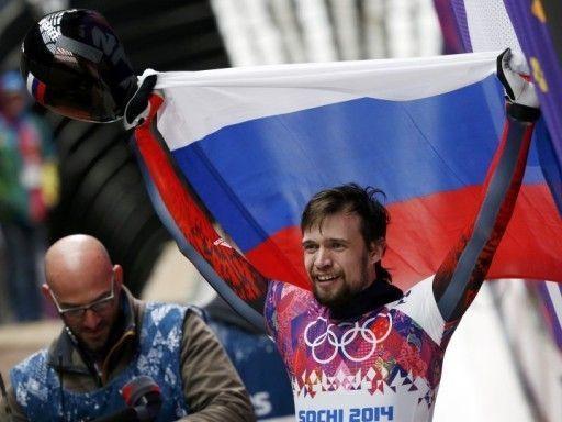Россия вышла на третье место в медальном зачете Олимпиады в Сочи