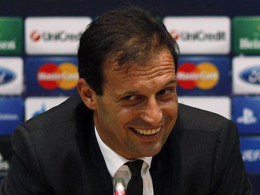 Массимилиано Аллегри: Матч с «Дженоа» будет решающим